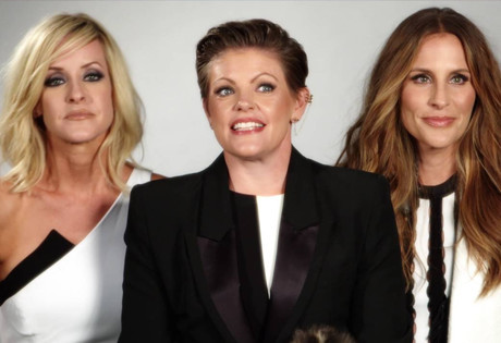 The Chicks (formerly known as the Dixie Chicks)